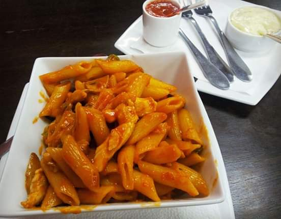 Cheese Pasta from Food Haven