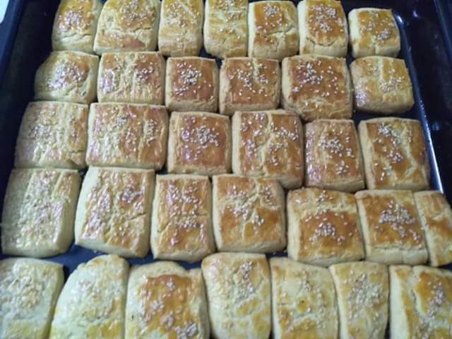 Bakery Biscuit from Nasrin's Kitchen
