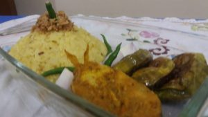 Special Khichuri Platter from Greatfood Kitchen