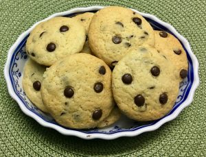 Chocolate Chips Cookies from Ruma's Kitchen