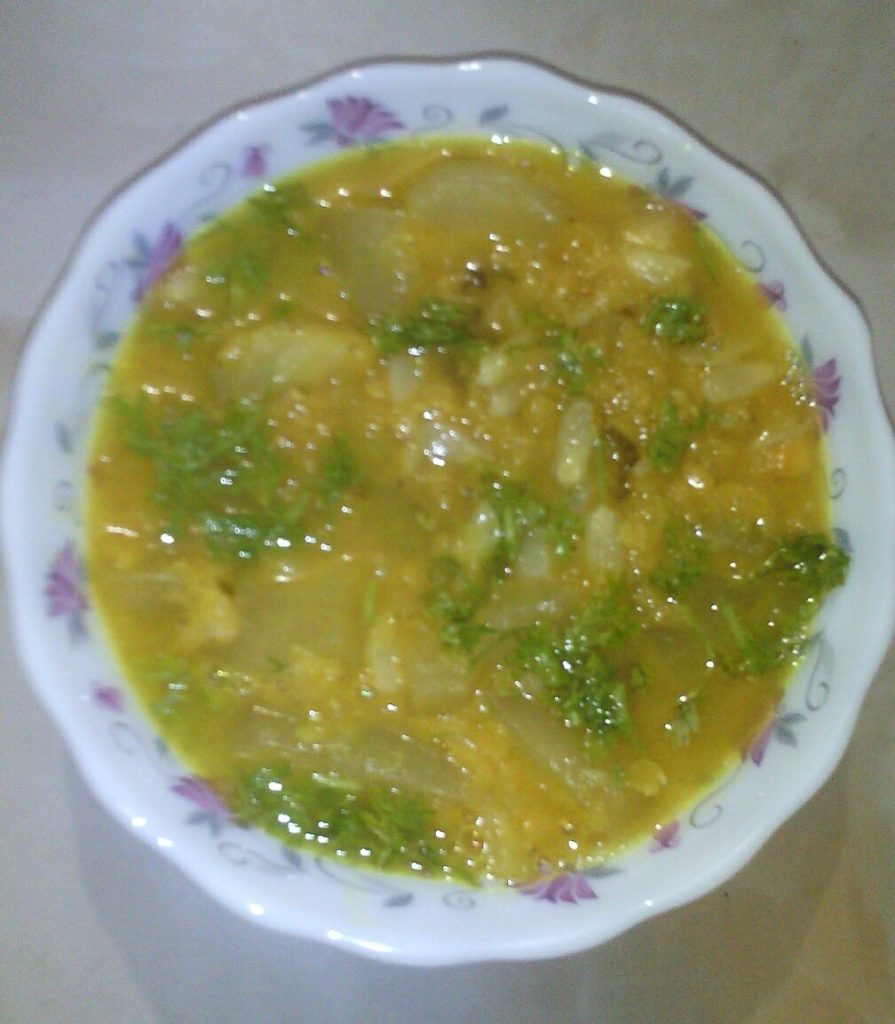 Lau Mixed Mosur Daal from My Heshel