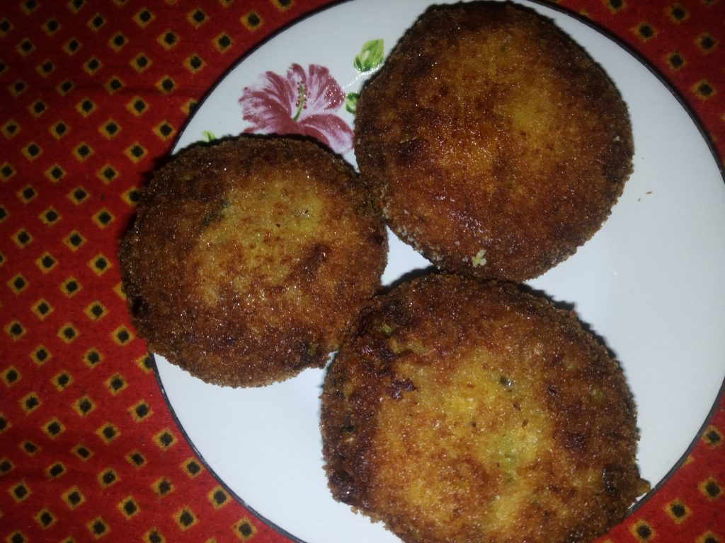 Chicken Cutlet from Naher Kitchen