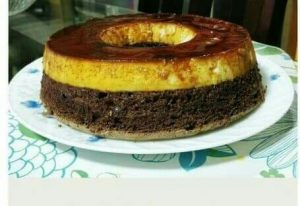 Cake Pudding from Farzana's Kitchen