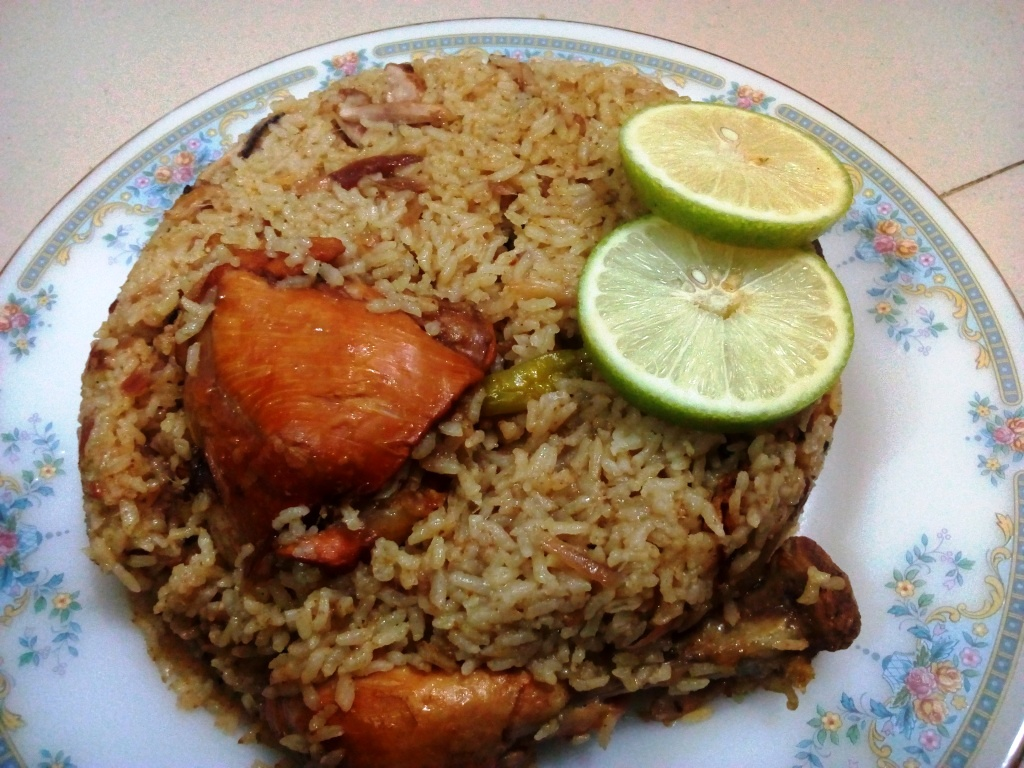 Chicken Biriyani from Roshona Bilash