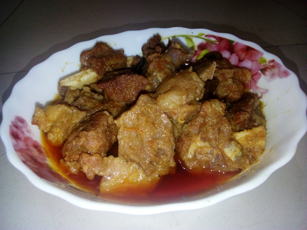Beef Vuna from Roshona Bilash