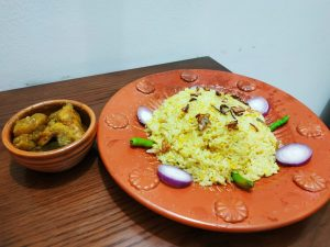 Khichuri Wth Chicken Vuna from Sheema's Kitchen