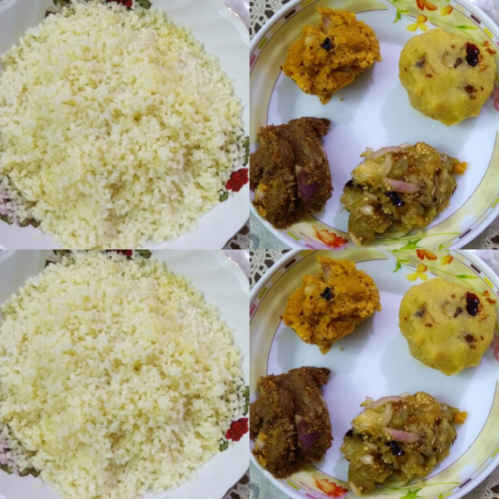 Khud Bhaat with Vorta from Nuzhat's Dine