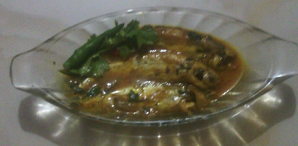 Pabda Curry from My Heshel