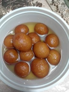 Lal Mohon from Homemade Food Factory