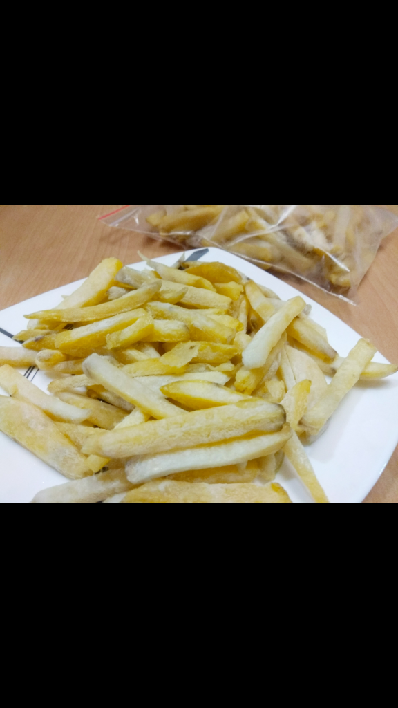 Frozen French Fries from Deena's Cuisine