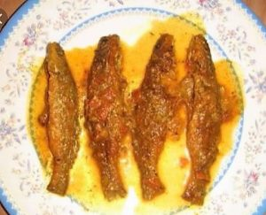 Tangra Fish from Foodie