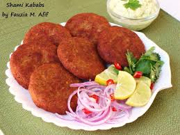 Shami Kabab from Food Gossips