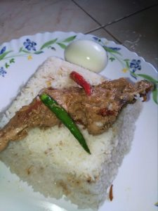 Morog Polaw from Mohima's Kitchen