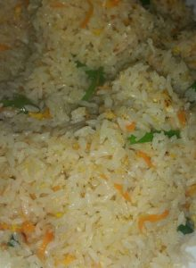 Mixed Fried Rice from Prapti's Kitchen
