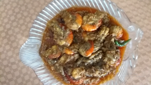 Prawn Malai Curry from Dipti's Cookhouse