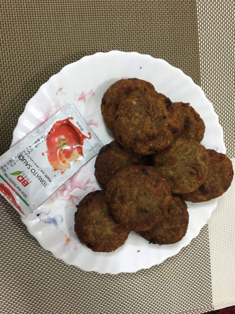 Kabab or Tikia from TummyFull Kitchen