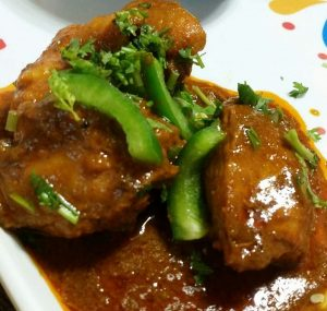Korai Chicken from Prapti's Kitchen