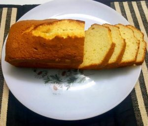 Plain Cake from Ruma's Kitchen