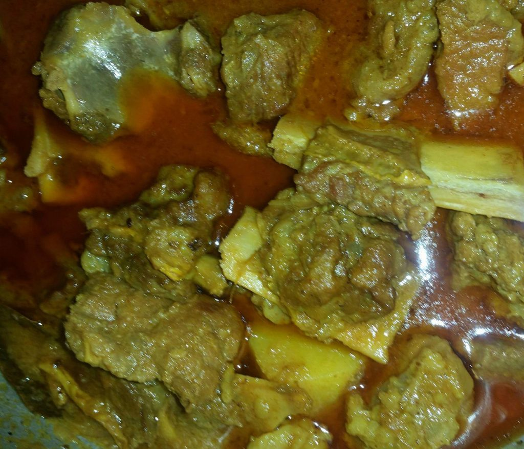 Mutton Curry from Prapti's Kitchen