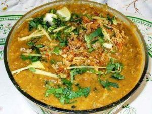 Chicken Halim from Prapti's Kitchen