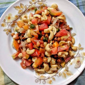 Nut Salad from Prapti's Kitchen