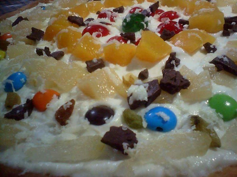 "Dessert Pizza 10"" from Mom's Best Homemade Pizza"