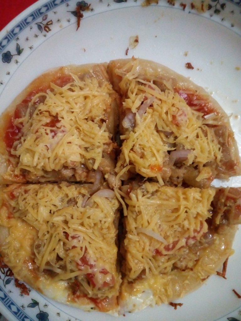 Mini Pizza from Mahbuba's Kitchen