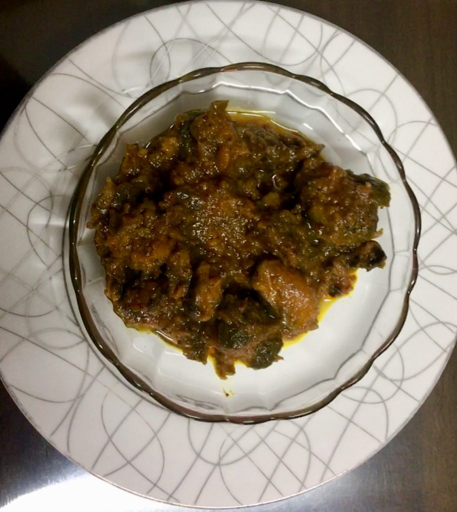 Jolpai Achar from Ruma's Kitchen