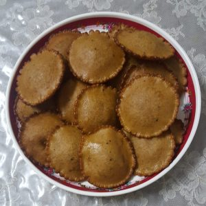 Teler Pitha from Mou's Kitchen