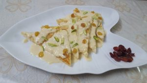 Shahi Tukra from Mou's Kitchen