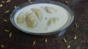 Naarkel Dudh Puli Pitha from Greatfood Kitchen
