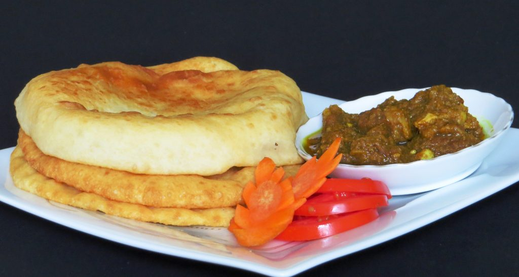 Bosnian Naan with Beef from Hello Kitchen