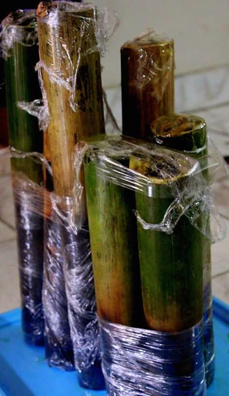 Bamboo Vegetable from My Heshel