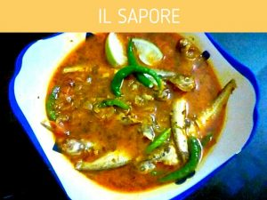 Pabda Fish Dopeyaza from Il Sapore