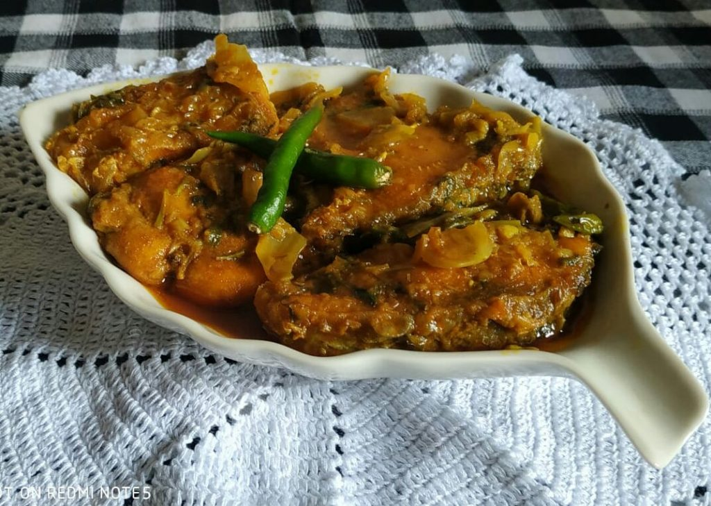 Deshi Rui Fish Vuna from Greatfood Kitchen