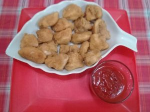 Crispy Chicken Popcorn from Greatfood Kitchen