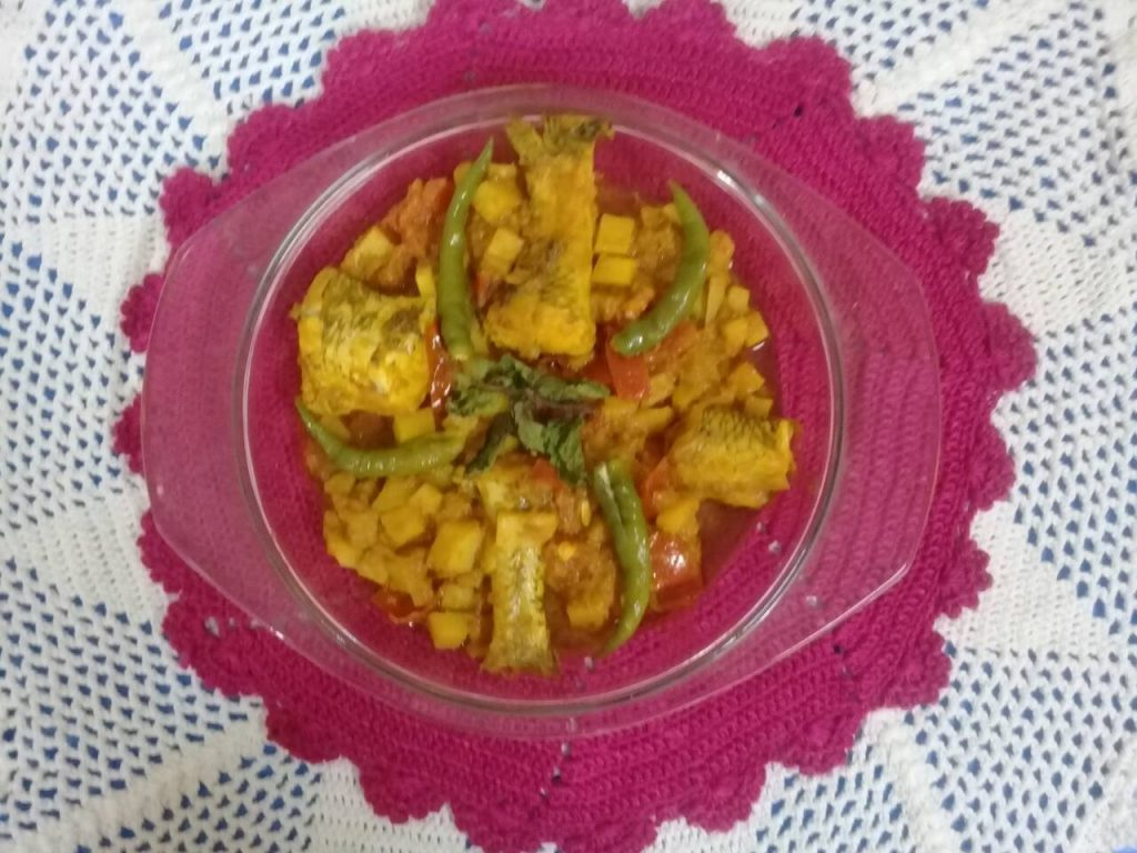 Deshi Bele Fish Vuna from Greatfood Kitchen