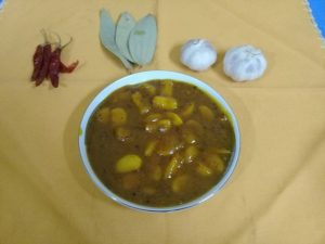 Roshun(garlic) er Aachar from Greatfood Kitchen