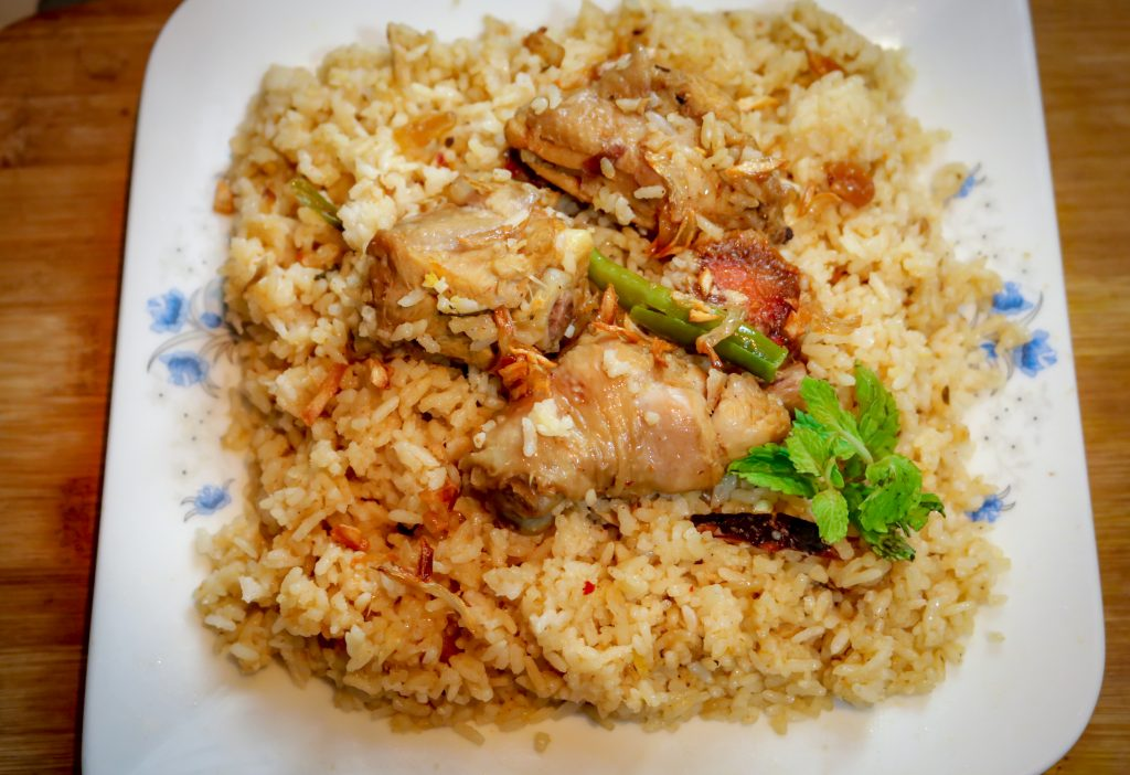 Chicken Biryani from Ratna's Kitchen