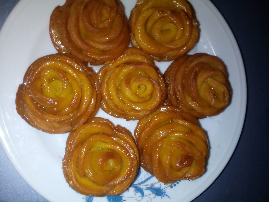 Golap Pitha from Mahbuba's Kitchen