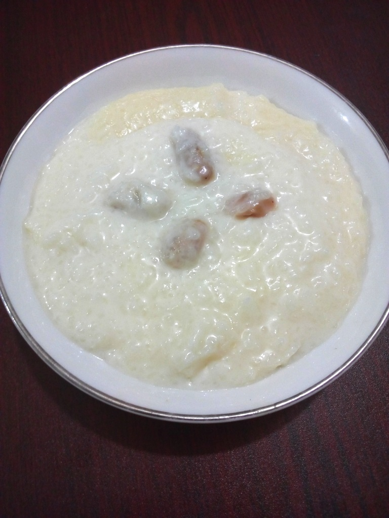 Payes ( Sweet food) from Roshona Bilash