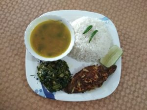 Deshi Set Menu from Dipti's Cookhouse