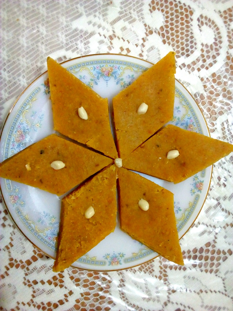 Halua Pitha from Roshona Bilash