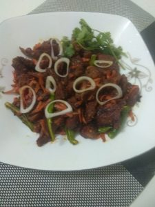 Beef Special from Mohi's Kitchen