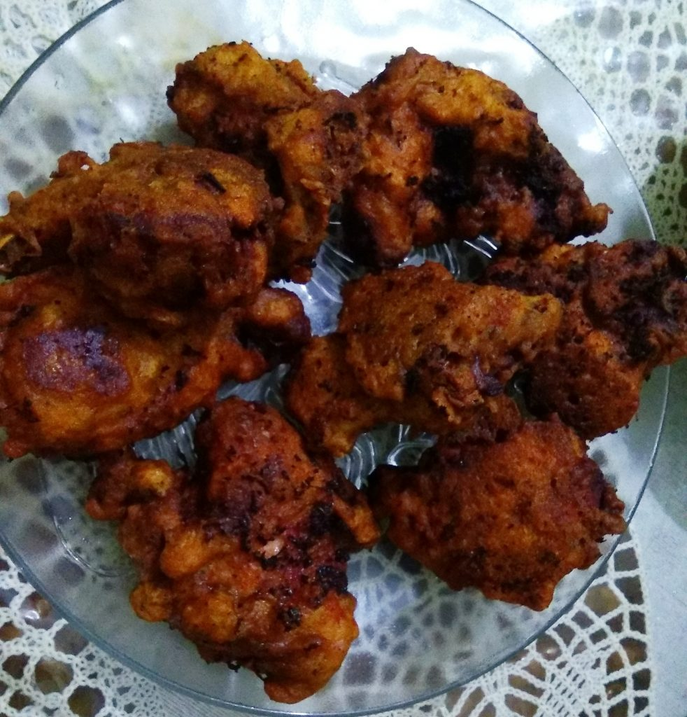 Fried Chicken from Nuzhat's Dine