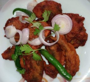 Lotta Fish Jhal Fry from Mohima's Kitchen