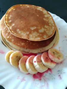 Pan Cake from TummyFull Kitchen