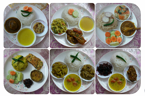 Daily Lunch/Dinner Set Menu from Prapti's Kitchen