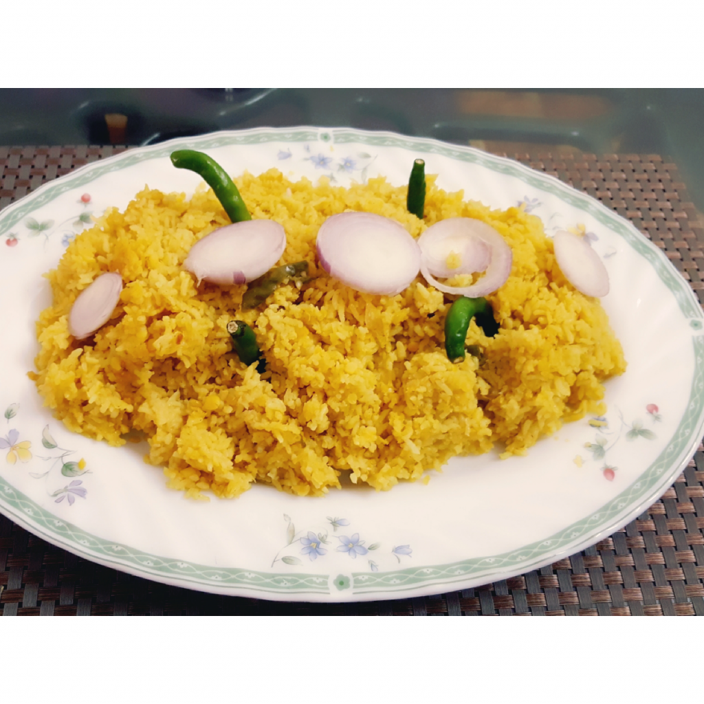 Khichuri from Nusrat's Kitchen