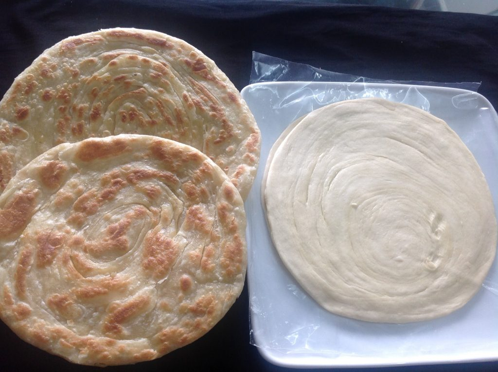 Frozen Paratha 20Pcs from FireMouth